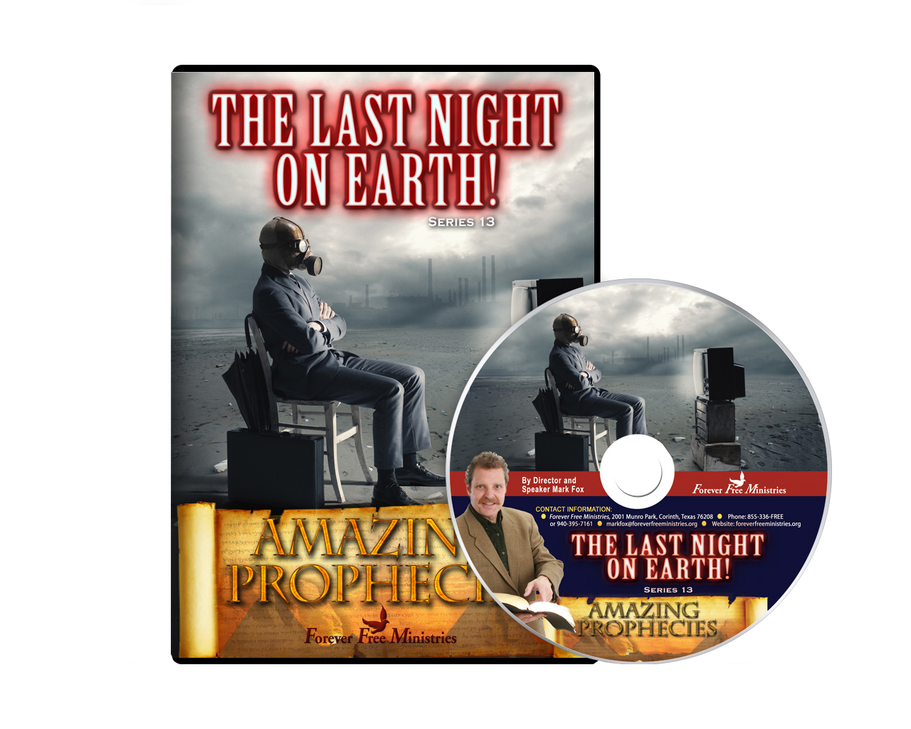 Series 13 The Last Night on Earth!