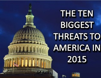 The 10 biggest threats to America in 2015